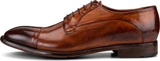 Lemargo - Schnürschuh Cary in mittelbraun, Business-Schuhe für Herren