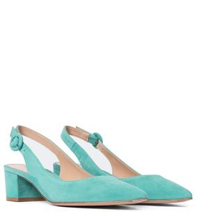 Gianvito Rossi - Slingback-Pumps Amee 45
