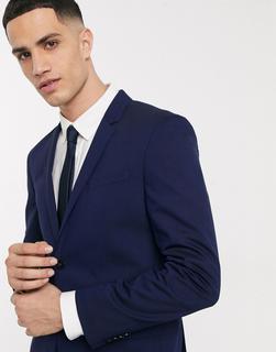 Calvin Klein - Tate – Stretch-Anzugjacke aus Wolle-Marineblau
