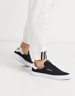 adidas Originals - 3MC – Sneaker in Schwarz