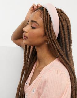 Vero Moda - Haarreif in Rosa