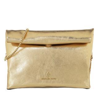 MICHAEL KORS - Umhängetasche - Small Lunch Bag Xbody Pale Gold - in gold - für Damen