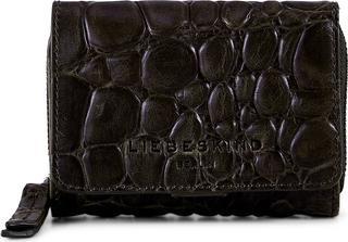 Liebeskind - Geldbörse Mapablita in dunkelgrün, Geldbörsen für Damen