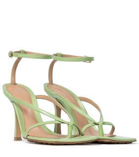 Bottega Veneta - Sandalen Stretch aus Leder