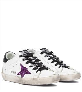 Golden Goose - Sneakers Superstar aus Leder