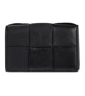 Bottega Veneta - Portemonnaie aus Leder