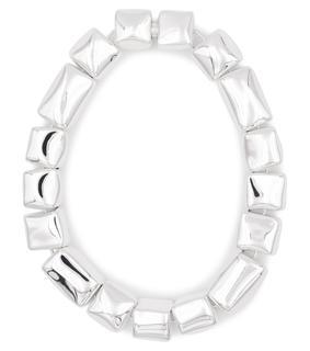 Bottega Veneta - Halskette aus Sterlingsilber