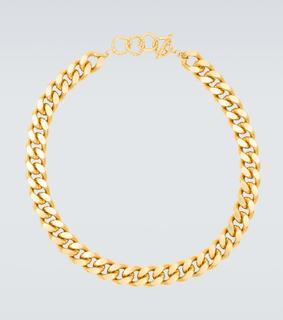 Elhanati - Vergoldete Halskette X Charley