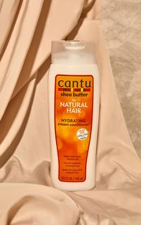 PrettyLittleThing - Cantu Shea Butter Sulfate Free Hydrating Cream Conditioner 400ml, Orange
