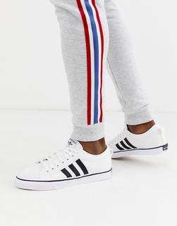 adidas Originals - Nizza – Sneaker in Weiß