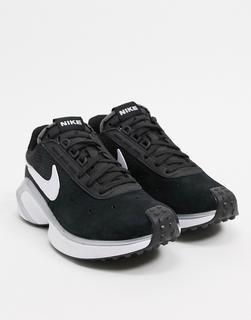 Nike - D/MS/X Waffle – Sneaker in Schwarz