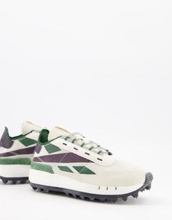 Reebok - Legacy 83 – Sneaker in Lila-Violett