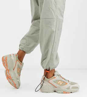 new balance - 452 – Graue Sneaker, exklusiv bei ASOS