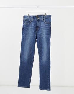 Lee - Morton – Straight Jeans-Blau