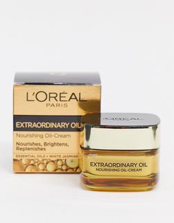 Loreal - L'Oreal Paris – Extraordinary Oil – White Jasmine Gesichtscreme-Keine Farbe