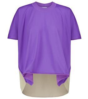 Bottega Veneta - T-Shirt aus Jersey