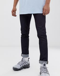 Cheap Monday - Enge Jeans in Dry-Blau