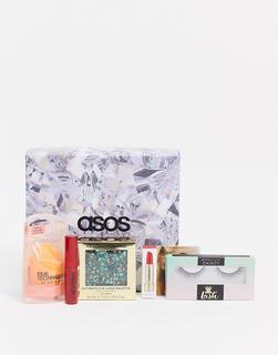 Beauty Extras - ASOS – Glam Girl Box – Geschenkset (Du sparst 71%)-Keine Farbe