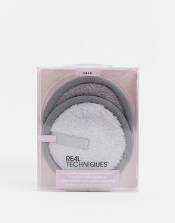 Real Techniques - Erase The Day – Make-up-Entferner-Pads x2-Keine Farbe