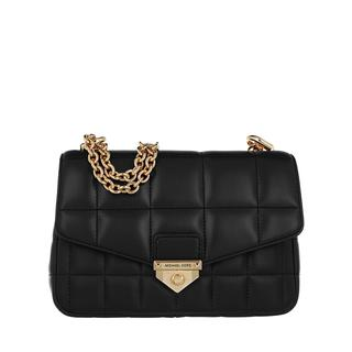MICHAEL KORS - Umhängetasche - Large Chain Shoulder Black - in schwarz - für Damen