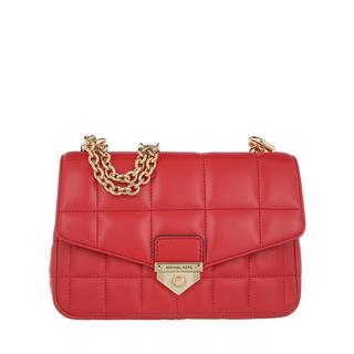 MICHAEL KORS - Umhängetasche - Small Chain Shoulder Bright Red - in rot - für Damen