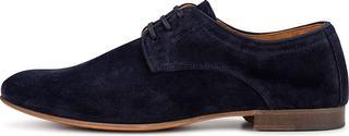 Ambitious - Klassischer Schnürer in dunkelblau, Business-Schuhe für Herren