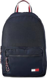 TOMMY HILFIGER - Rucksack Tommy Backpack in dunkelblau, Rucksäcke für Herren