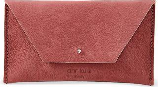 Ann Kurz - Clutch Mia Mini in rosa, Geldbörsen für Damen