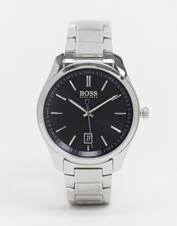 Boss - Circuit – Armbanduhr 1513730-Silber