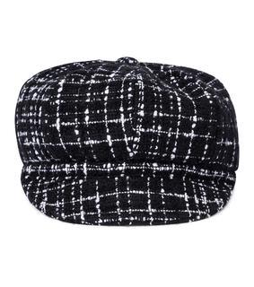 Dolce & Gabbana - Hut aus Tweed