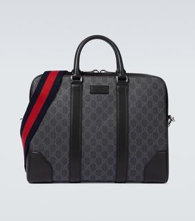 Gucci - Aktentasche GG Supreme