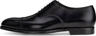 Crockett & Jones - Oxford Lonsdale in schwarz, Business-Schuhe für Herren