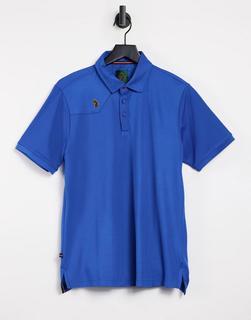 Luke - Chandlers – Polohemd-Blau