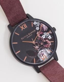 Olivia Burton - Shoreditch Fine Art – Armbanduhr-Rot