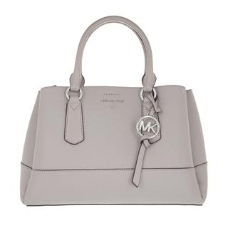 MICHAEL KORS - Tote - Medium Satchel Pearl Grey - in grau - für Damen - 324.00 €
