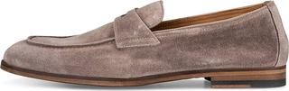 Doucal's - Penny-Loafer Adler in taupe, Business-Schuhe für Herren