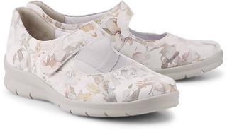 Semler - Ballerina Xenia in weiß, Ballerinas für Damen