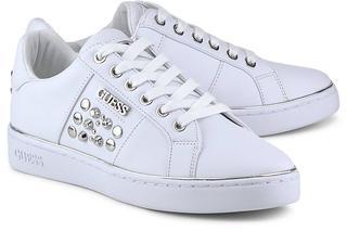 guess - Sneaker Brandia in weiß, Sneaker für Damen