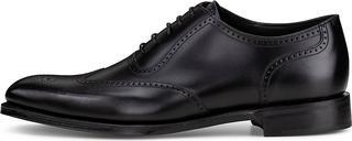 Loake - Oxford-Schnürer Ettrick in schwarz, Business-Schuhe für Herren