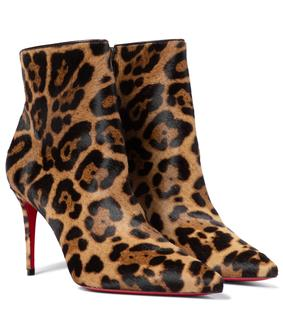 Christian Louboutin - Ankle Boots So Kate 85 aus Kalbshaar