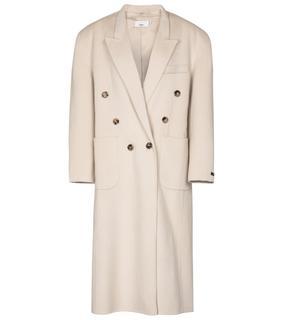 Frankie Shop - Oversize-Mantel aus Wolle