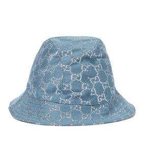 Gucci - Hut GG aus Lamé