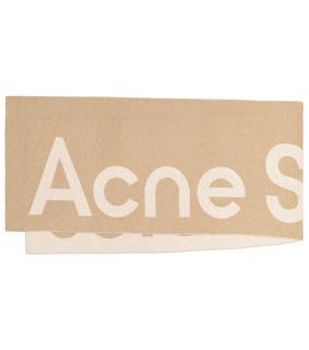 Acne Studios - Schal aus einem Wollgemisch