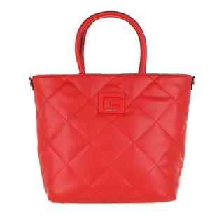 guess - Tote - Brightside Tote Bag Red - in rot - für Damen