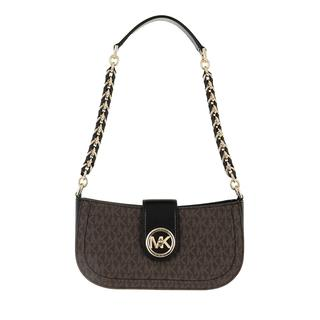 MICHAEL KORS - Hobo Bag - Xs Pouchette Brown/Blk - in braun - für Damen - 188.00 €