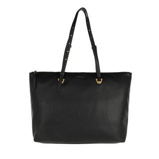 coccinelle - Shopper - Handbag Grained Leather Noir - in schwarz - für Damen