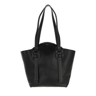Chloé - Shopper - Medium Darryl Shopper Calfskin Black - in schwarz - für Damen