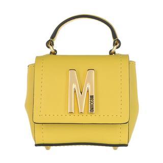 Moschino - Umhängetasche - Mini Bag Yellow - in gelb - für Damen