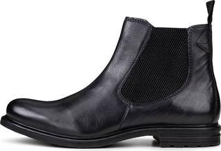 bugatti City - Chelsea Boot in schwarz, Boots für Herren