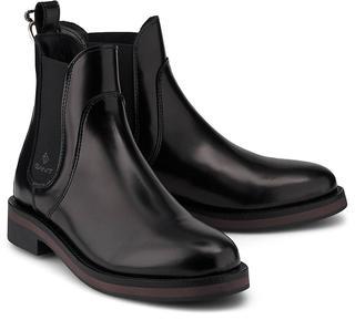 GANT - Chelsea-Boots Malin in schwarz, Boots für Damen